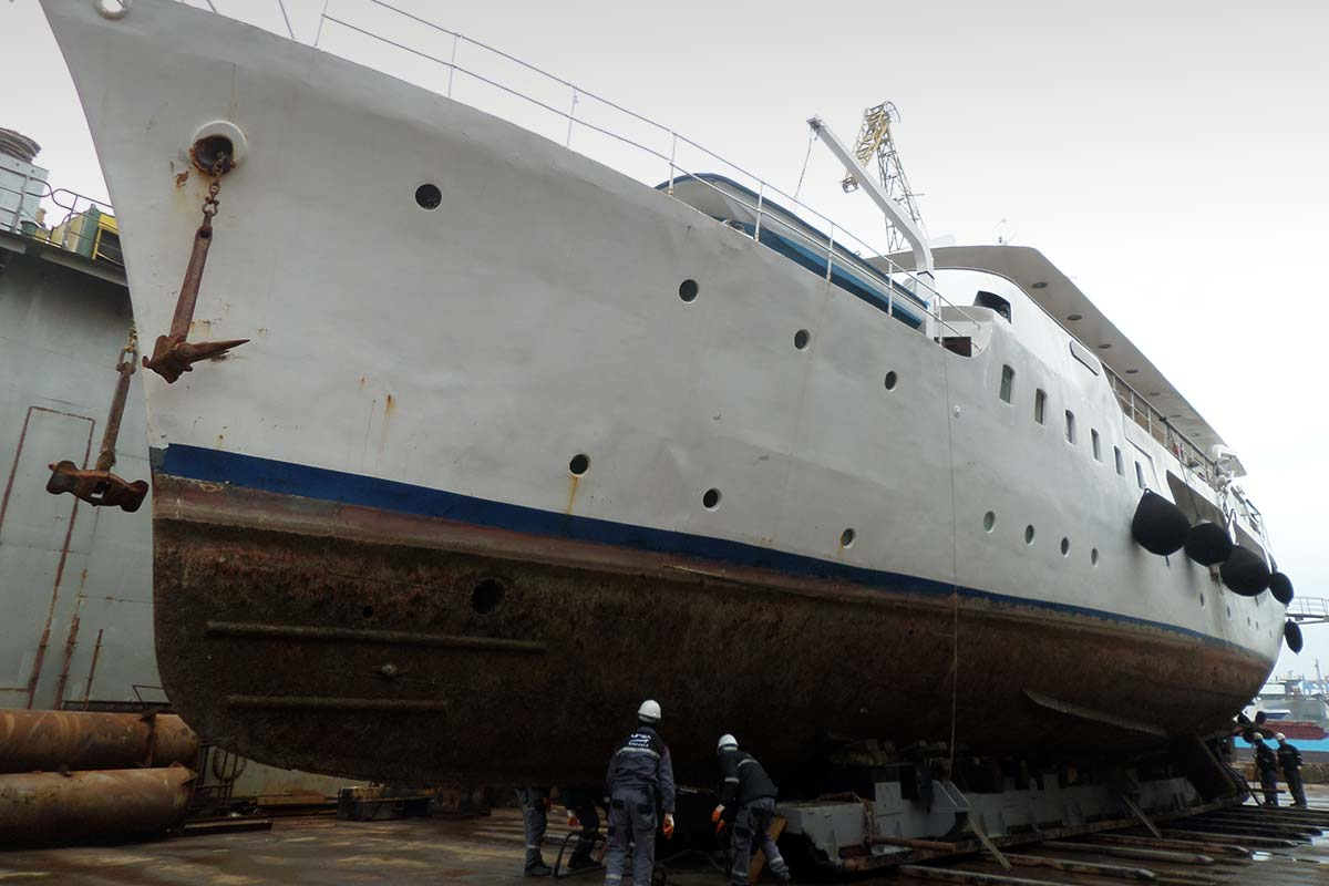 Home - Dunya Yachts